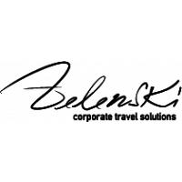 Логотип компании «Zelenski Travel Corporate Solutions»