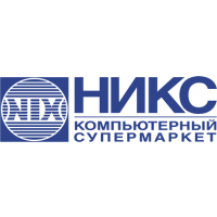 Логотип компании «НИКС»