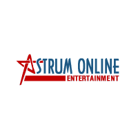 Логотип компании «Astrum Online Entertainment»