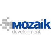 Логотип компании «Мозаик Девелопмент»