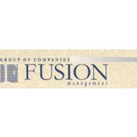 Логотип компании «Fusion management»