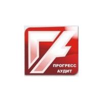 Логотип компании «Прогресс-Аудит»