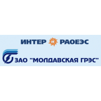 Логотип компании «Молдавская ГРЭС»