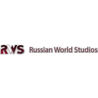 Логотип компании «Russian World Studios (RWS)»