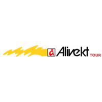 Логотип компании «Аливект тур»