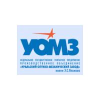 Логотип компании «УОМЗ (Уральский оптико-механический завод)»