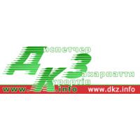 Логотип компании «ДКЗ Диспетчер курортів Закарпаття»