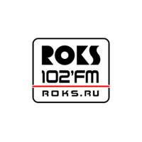 Логотип компании «Радио РОКС»
