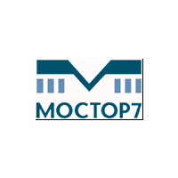 Логотип компании «МОСТОР7»