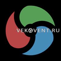 Логотип компании «VekoVent.ru»