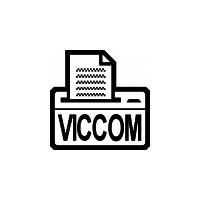 Логотип компании «Викком»