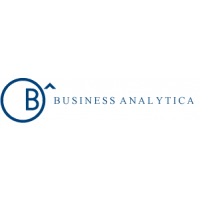 Логотип компании «Бизнес Аналитика»