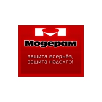 Логотип компании «Модерам»