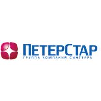 Логотип компании «ПетерCтар»