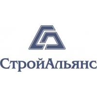 Логотип компании «СтройАльянс»