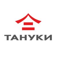 """Логотип компании «Японские рестораны """"Тануки""""»"""