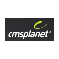 Логотип компании «Планета CMS»