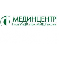 Логотип компании «Мединцентр»