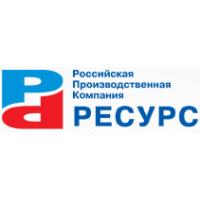 Логотип компании «Ресурс-СПб»