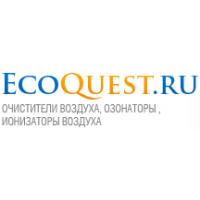 Логотип компании «EcoQuest»