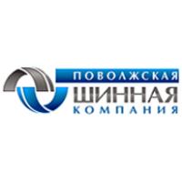 Логотип компании «Поволжская шинная компания»