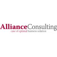 Логотип компании «Альянс консалтинг»