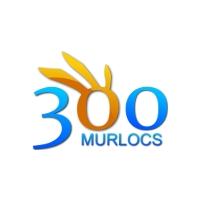 Логотип компании «300Murlocs»