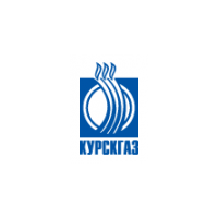 Логотип компании «Курскгаз»