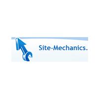 Логотип компании «Site-Mechanics»