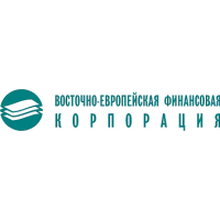 Логотип компании «Восточно-Европейская финансовая корпорация»