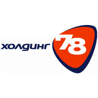 Логотип компании «Холдинг-78»