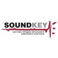 Логотип компании «Soundkey»