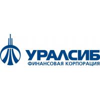 Логотип компании «Финансовая корпорация УРАЛСИБ»