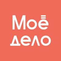 Логотип компании «Моё дело»