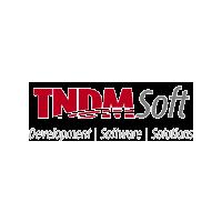 Логотип компании «TNDMsoft»