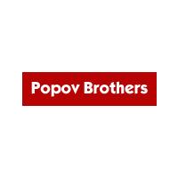 Логотип компании «Popov Brothers Group»