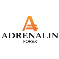 Логотип компании «Adrenalin Forex»