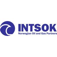 Логотип компании «Интсок»