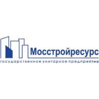 Логотип компании «Мосстройресурс»
