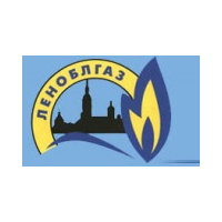 Логотип компании «Леноблгаз»