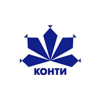 Логотип компании «КОНТИ»