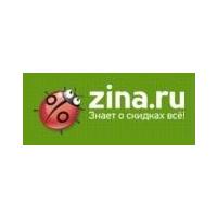 Логотип компании «Zina.ru»