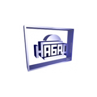 Логотип компании «Проектное бюро НАБАД»