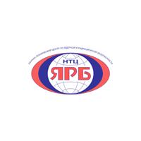 Логотип компании «Научно-технический центр по ядерной и радиационной безопасности (НТЦ ЯРБ)»