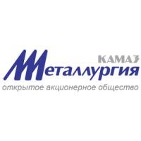 Логотип компании «КАМАЗ-Металлургия»