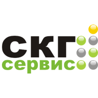 Логотип компании «СКГ Сервис»