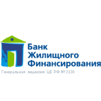 Логотип компании «Банк ЖилФинанс»