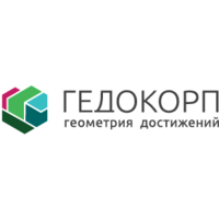 Логотип компании «Гедокорп»