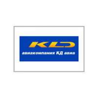 Логотип компании «КД авиа»