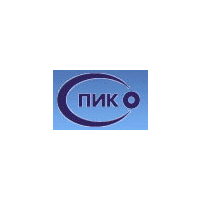 Логотип компании «ПИК и Ко»